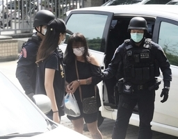 高雄城中城奪命大火 兩涉案人被送地檢複訊