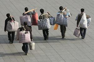 失業潮效應 北京去年勞動人口減少23.3萬