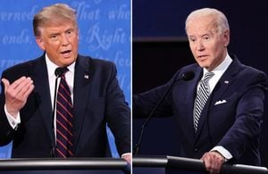 美10月22日總統辯論會 將聚焦六大議題