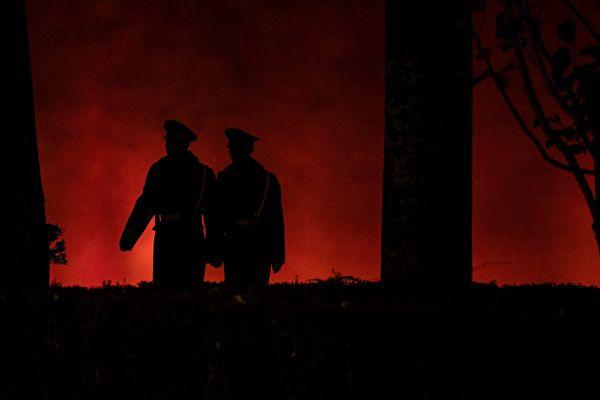 涉及人民利益的重大問題中共全是暗箱操作。(NOEL CELIS/AFP via Getty Images)