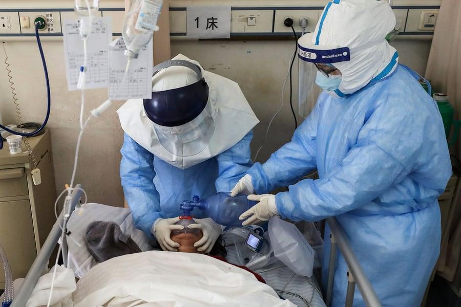 中共肺炎疫情尚在 官方宣佈武漢將「解封」