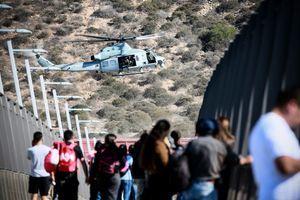 美邊境官:非法移民來自50國 局面前所未有