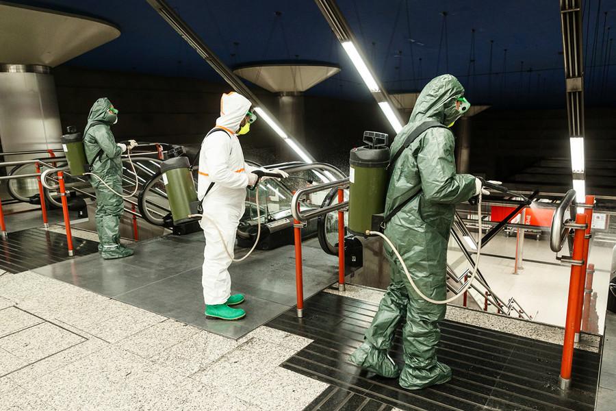 西班牙死亡破千 官員:首都80%人將感染