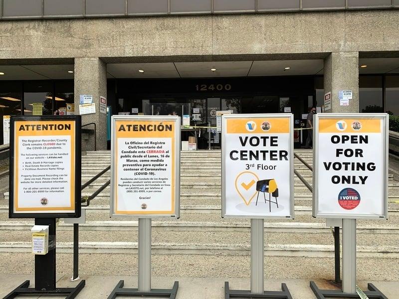 全美選民最多 洛杉磯縣如何開票?