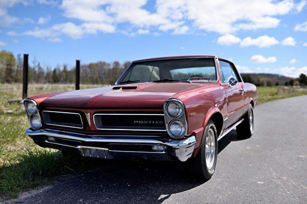 龐蒂亞克(Pontiac)汽車。(pixabay)