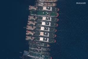 中國船隻集結惹惱菲律賓 中共大使罕見被召見