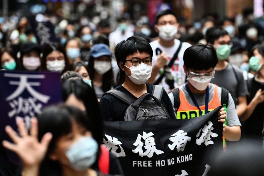 沈舟:中共利用香港挑釁難掩敗局