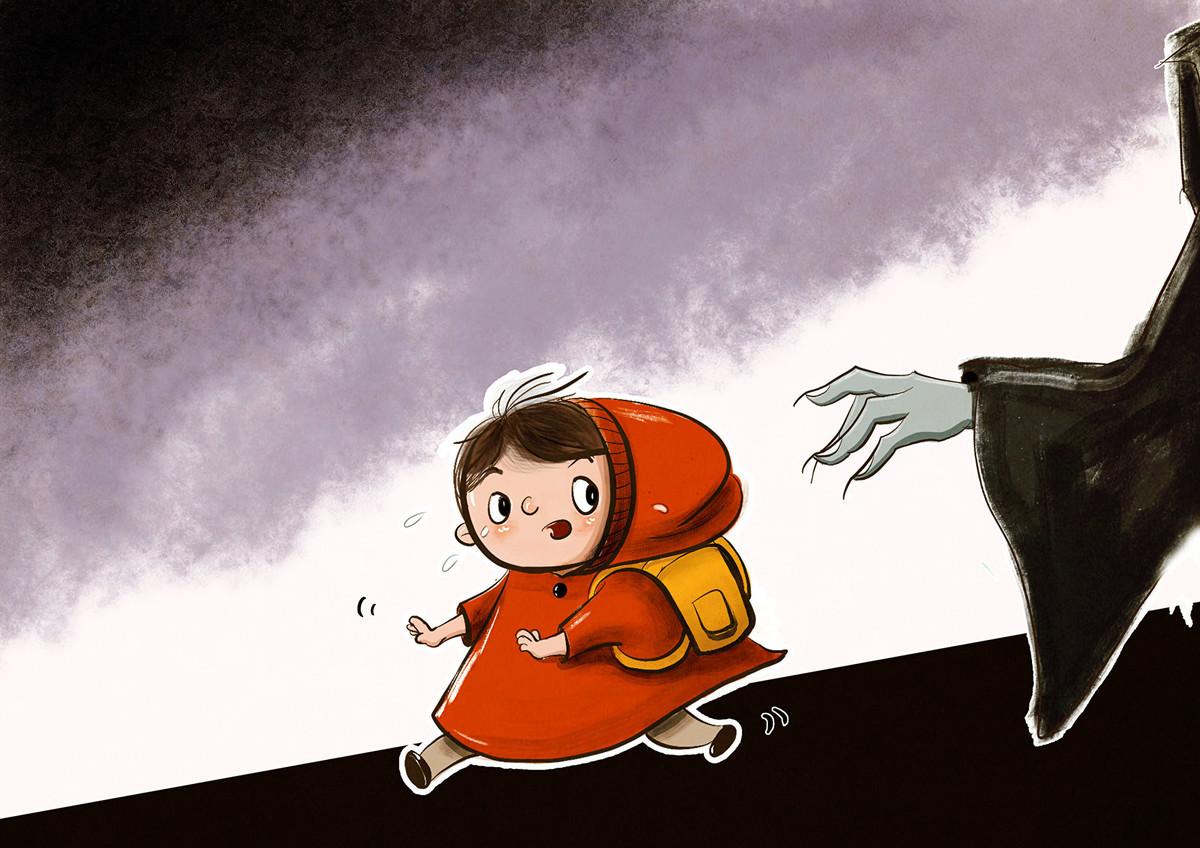 上海政協委員王振華涉嫌猥褻9歲女童案續發酵。專家指,中國兒童中有1%被強姦,公開的案件「只是冰山一角」。(大紀元資料室)