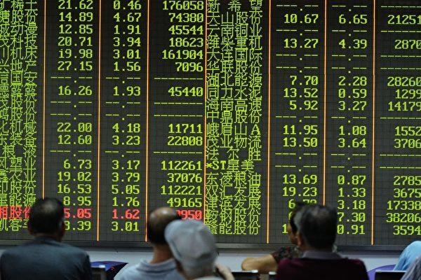 A股指數反覆 股權質押背後的中共推手