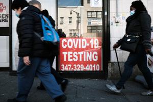 紐約出現首例巴西變種病毒感染者