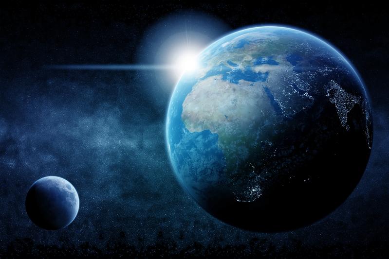 眾所周知,水是創造生命的最重要元素。因此,要找到與我們地球相似的任何外星世界,科學家首先要驗證這些行星是否有水。示意圖。(Fotolia)