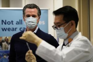 全美第二例 加州現英國變種病毒病例