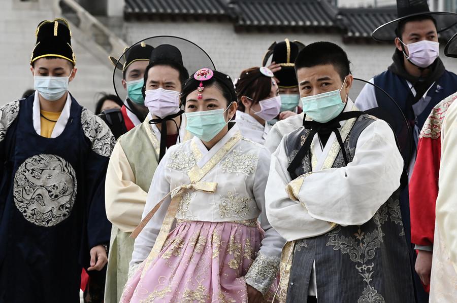 南韓大邱現超級傳播者 教會128人染中共肺炎