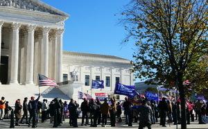 佐治亞州議員向最高法提簡報 支持德州訴訟