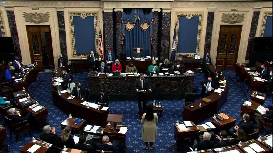 1萬億美元基建法案 美參院通過關鍵測試投票