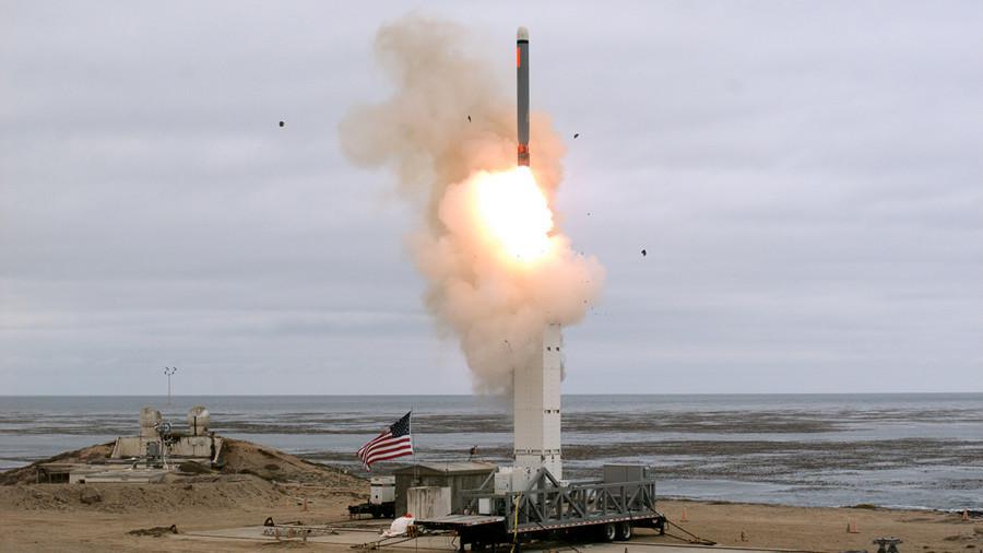 影片:退出中導條約後 美試射首枚巡航導彈