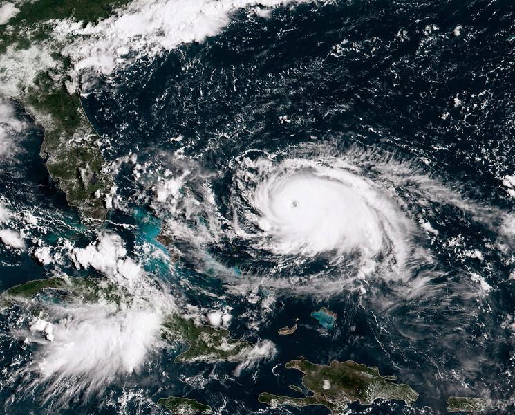 五級颶風多利安逼近 美國770航班被取消