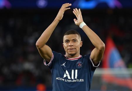 法國球星麥巴比已決心離開巴黎聖日耳門隊。(Matthias Hangst/Getty Images)