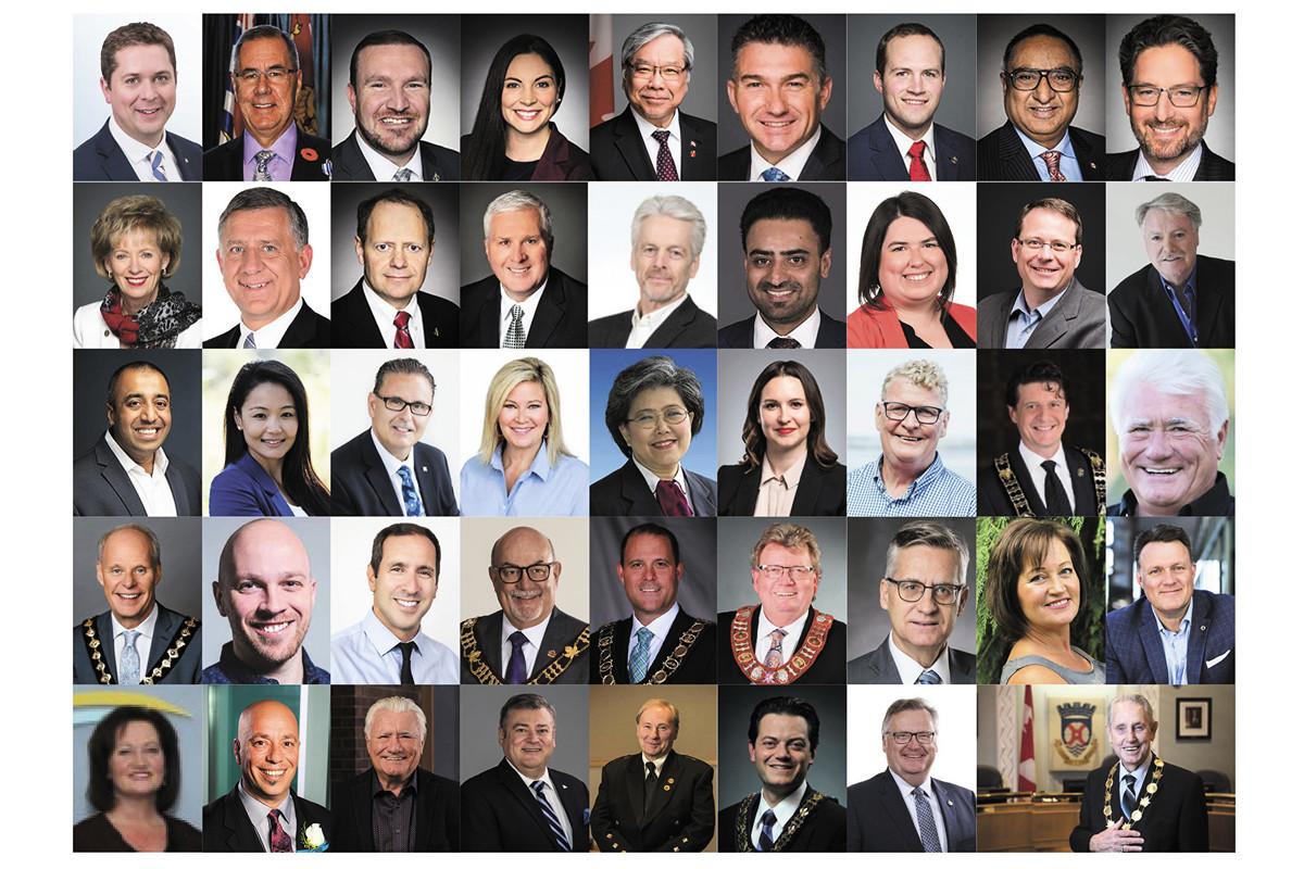 2020年5月13日第21屆「世界法輪大法日」,加拿大聯邦、省、市議員紛紛向法輪大法學會發來賀信、嘉獎令和褒獎。(大紀元合成圖)