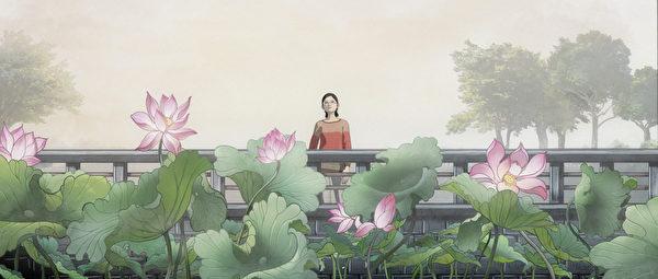 由加拿大新境界影視公司和新唐人電視台《傳奇時代》欄目聯合出品的獲獎動畫影片《扶搖直上》即將上演。圖為劇照。(新境界影視公司)