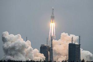 長征五號火箭殘骸墜落 險砸馬爾代夫旅遊島嶼