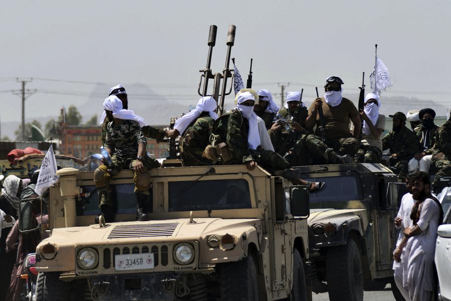 分析:塔利班試圖利用美國武器擴充實力