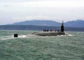 美海軍打造潛艇類秘密武器 威懾中共艦艇