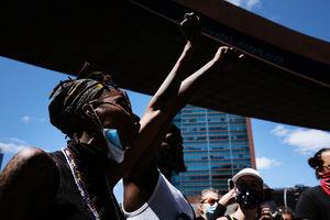美多城騷亂 近1400抗議者被捕 官員憂第二波疫情