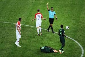 格子軍團克羅地亞2:0輕取非洲雄鷹尼日利亞