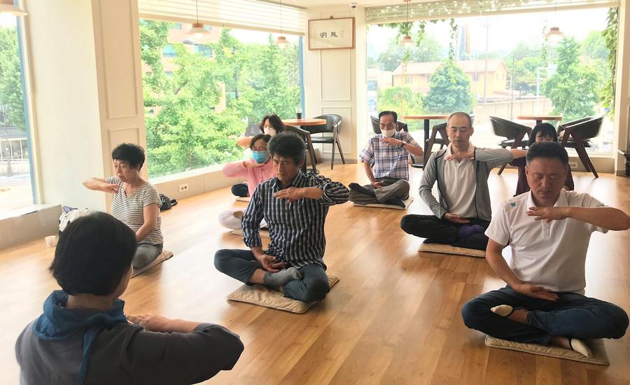南韓人尋得年輕健康的奇方