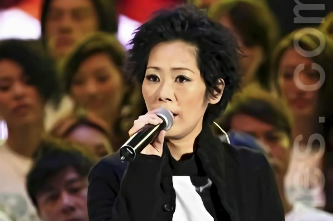 香港歌手關淑怡資料照。(大紀元資料室)
