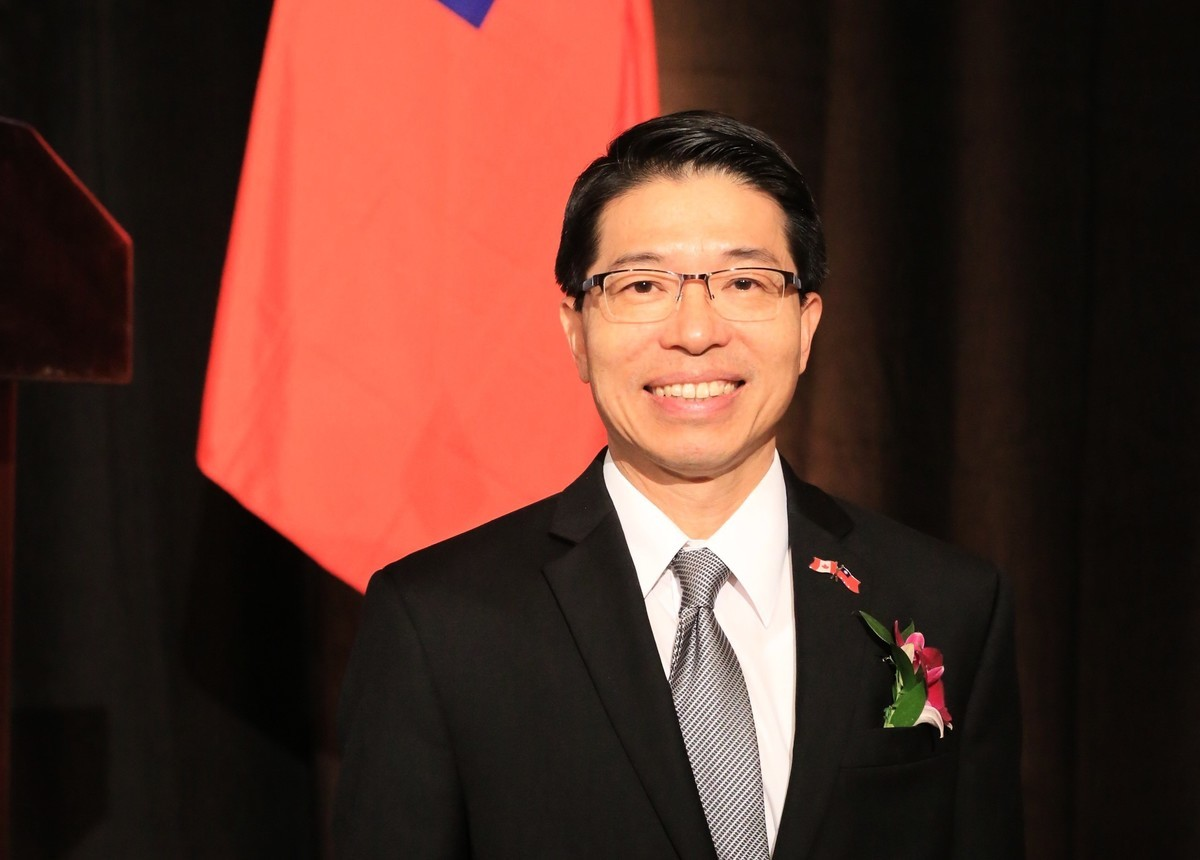 台北駐加拿大經濟文化代表處代表陳文儀代表(任僑生/大紀元)