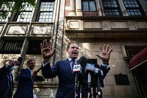 朱利亞尼之子正式宣佈競選紐約州長