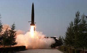 美國防部證實北韓發射導彈 特朗普這麼說