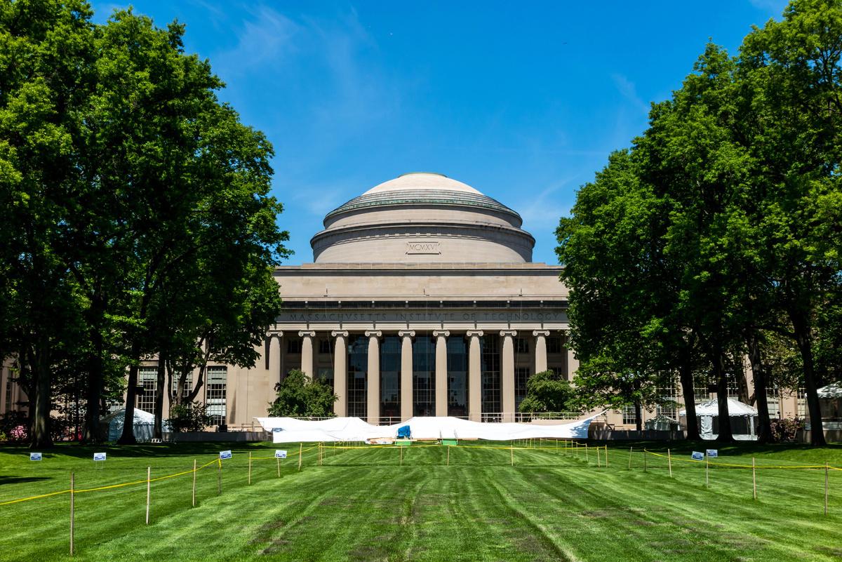 圖為麻省理工學院(MIT)。(fotolia)