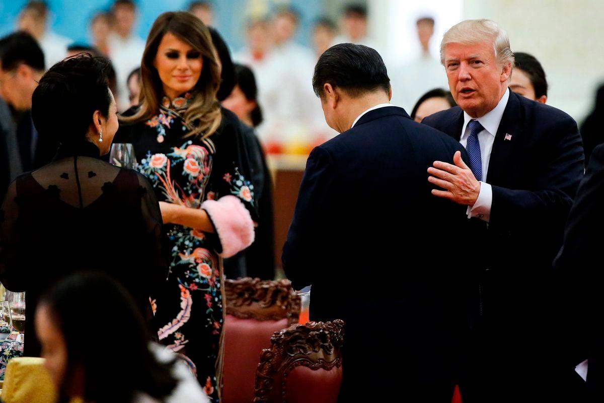 前美國國防部長辦公室中國事務主任的博思科(Joseph Bosco)3月26日在《國會山莊報》(The Hill)發表專文指出,現在到了有充份理由擔心中共對美國乃至全世界的影響的時候,特朗普政府改變對華關係,目的之一是要使中國人民受到自己政府的尊重。(THOMAS PETER/AFP/Getty Images)