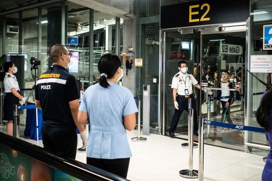 泰國現中共肺炎第二病例 患者為中國女遊客