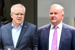 民調:莫里森人氣再升 大幅領先反對黨領袖