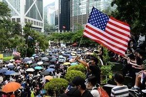 美國會通過香港人權法 專家談香港未來走向