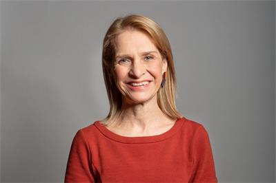 韋拉‧霍布豪斯議員(Wera Hobhouse MP)(明慧網)