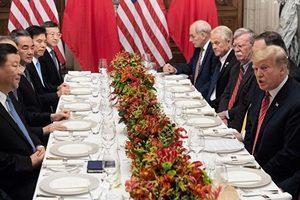 北京抱怨特朗普簽香港法案 卻為貿易協議敞大門