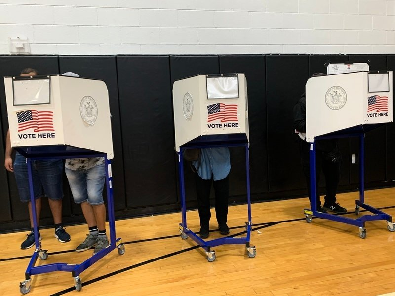 美大選除投票日 還有四個值得關注關鍵日
