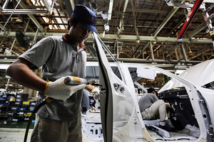 中共肺炎疫情令復工無期 日本企業考慮離開大陸