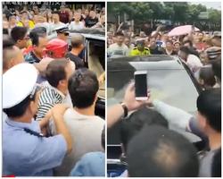 邵陽禁電動車上路 數千市民抗議追打交警