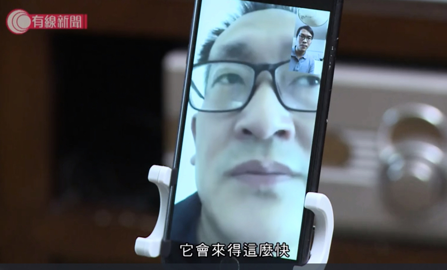 王全璋首次媒體露面:始終沒有認罪