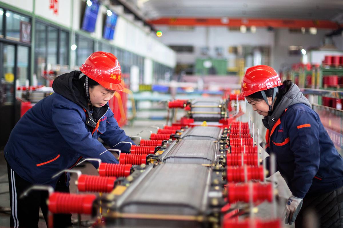 中共福建省委台港澳辦近日推出225項對台措施,准許在閩的台企可註冊為中國企業。圖為示意圖。(STR/AFP via Getty Images)
