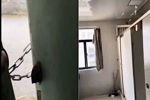 影片:國外回大陸者被隔離 床位直通廁所邊