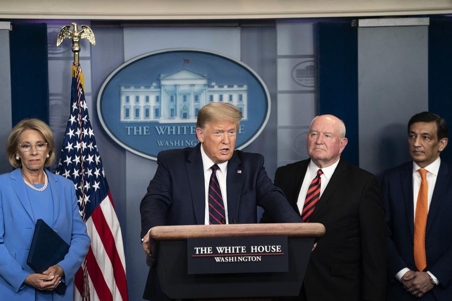 洪微:反擊中共 特朗普即將掀開新的一章