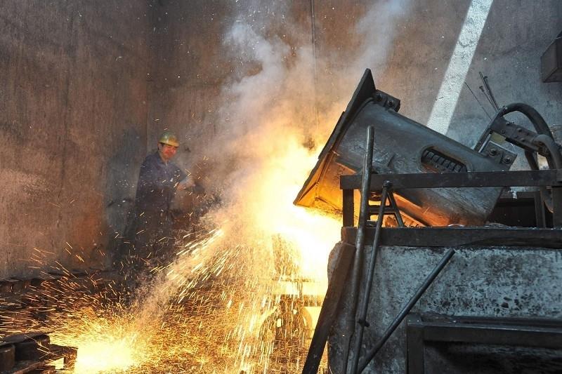 中共強壓鋼材價格 大陸鋼企陷入困境