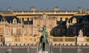 凡爾賽宮:法國太陽王的宮殿